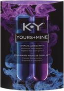 Ky Yours And Mine Couples Lubricant 3oz